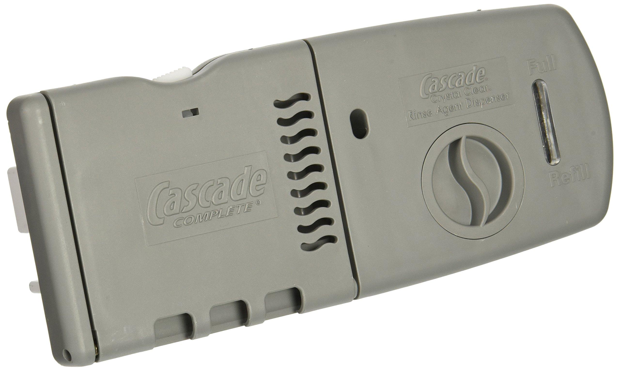 WD12X10163 GE Dishwasher Detergent And Rinse Aid Dispenser,