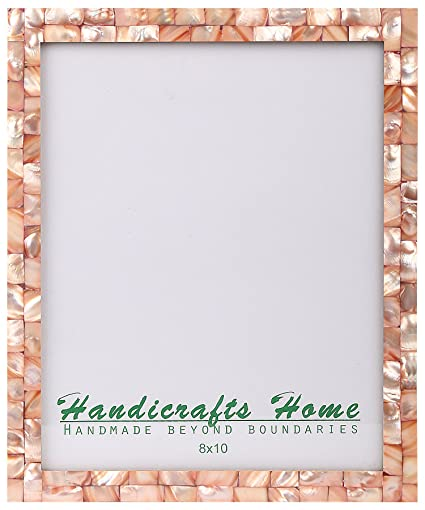 Amazon.com - 8x10 Picture Frames Chic Photo Frame Mother of Pearl ...