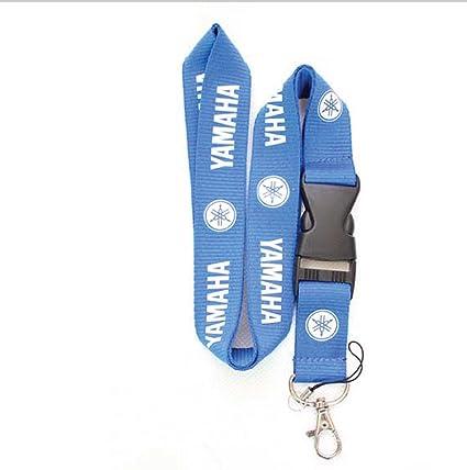 Yamaha cordón llavero azul: Amazon.es: Bricolaje y herramientas