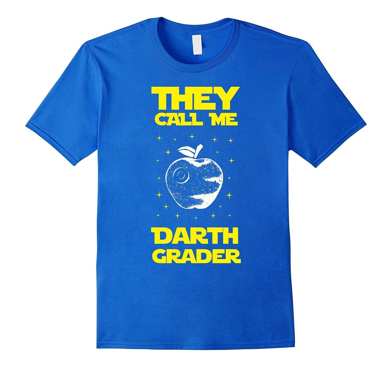 I Am Darth Grader Sci-Fi Space T-Shirt-Art