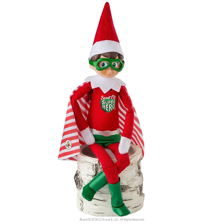 58aa2c014 Elf on The Shelf Superhero Outfit  Amazon.co.uk  Toys   Games