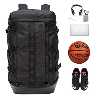 official photos 40432 fa985 Trailkicker 30L Unisex Multi-Purpose Sports Backpack for Soccer, School,  Work, and Basketball  Amazon.co.uk  Clothing