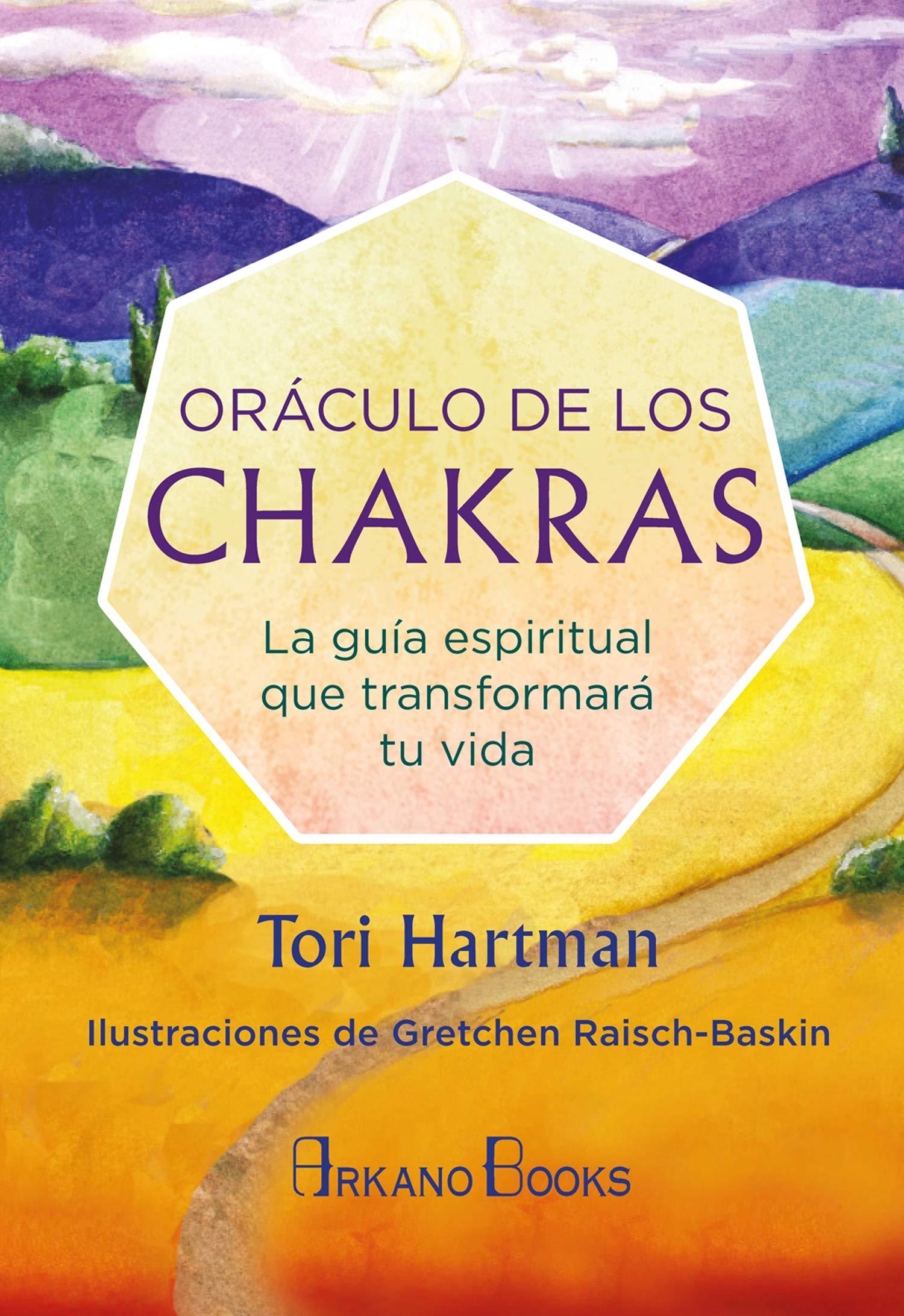 Oráculo de los chakras. La guía espiritual que transformará ...