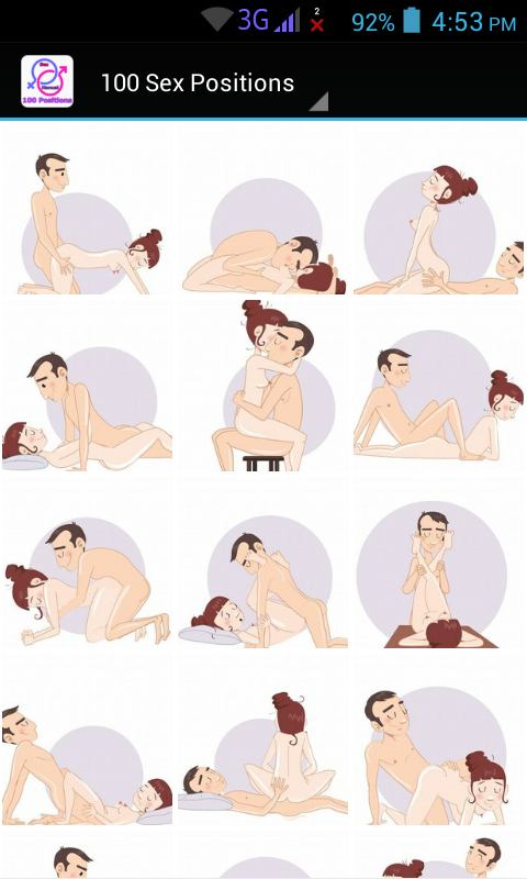 The spider web sex position