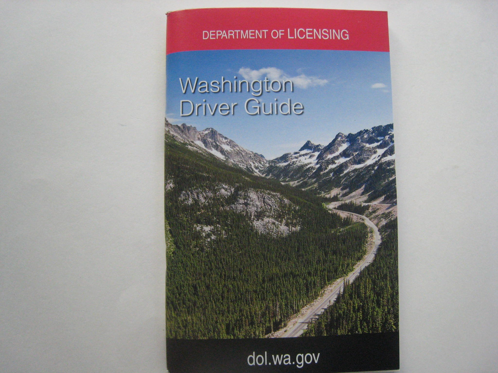 Washington State Commercial Driver's Guide: Department of