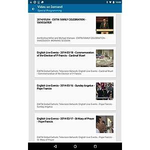 EWTN: Amazon com au: Appstore for Android