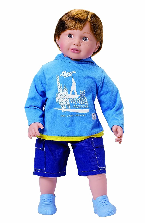 Zapf Creation Sam Toddler Doll 63 Cm Styles Vary Co Uk Toys Games