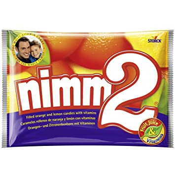 Nimm 2 Multivitamin Hard Candy 429g - 15.13Oz