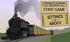 Letters and Numbers Railroad HD from StudioWitte