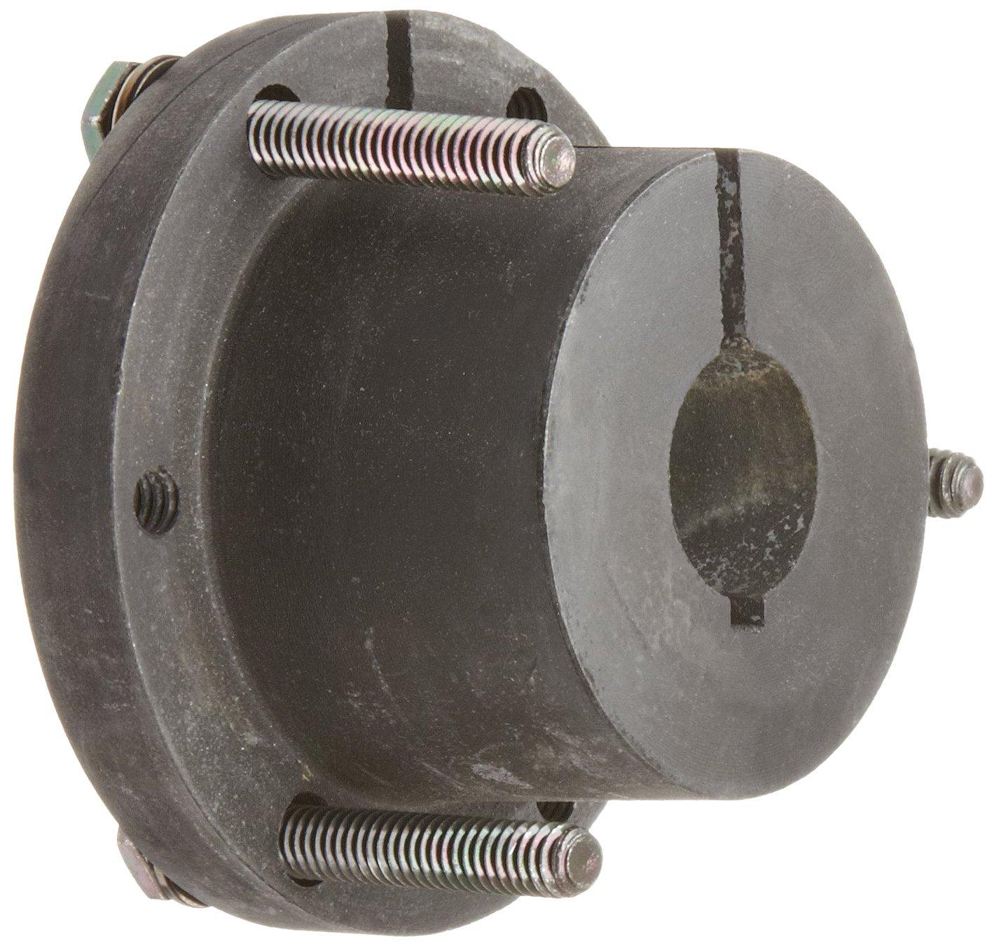 2.187 OD 0.87 Bore Martin SD 7//8 Quick Disconnect Bushing Class 30 Gray Cast Iron 1.81 Length Inch