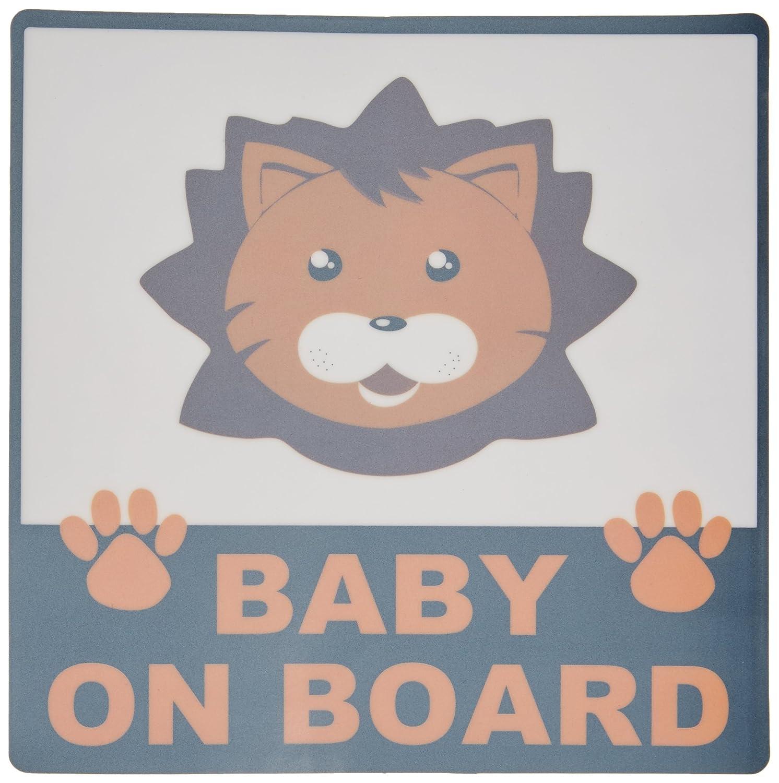 Ergoseat 917110 Aufkleber Baby on Board Teranga