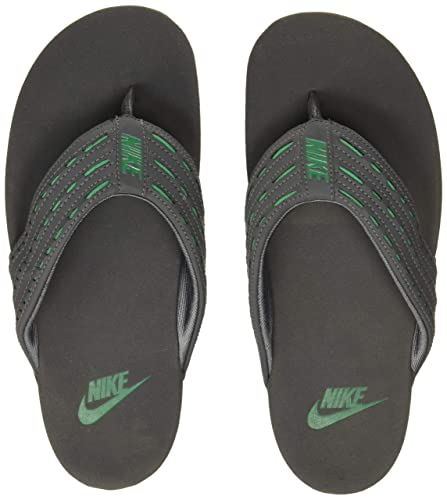 279ccb8773ef Nike Men s KEESO D Grey Lucdgr Flip Flops Thong Sandals-8 UK India ...