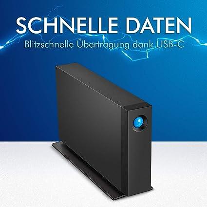 Lacie D2 Professional Externe Festplatte 16 Tb 3 5 Computer Zubehör