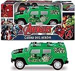 Hulk R/C 7 Fun Pilha Mimo Brinquedos Verde