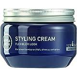 Nivea Styling Cream Flexibler Look, 3er Pack (3 x 150 ml)