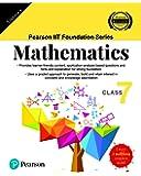 Pearson IIT Foundation Series - Maths - Class 7