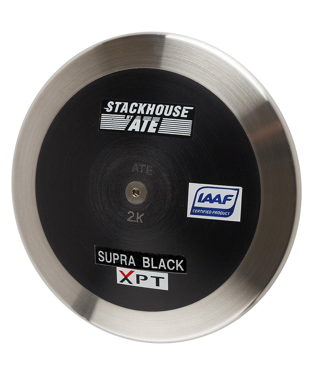 a4622c819ecc4 Amazon.com : Supra Black 1.6K Track & Field High School discus ...