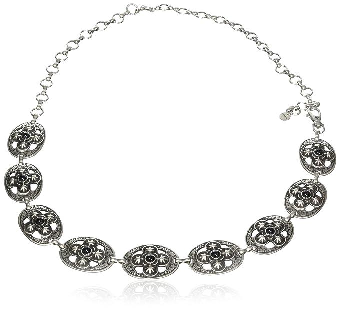 Womens 027ea1s Belt, Grey (Silver), One Size (Manufacturer Size: 1SIZE) Esprit