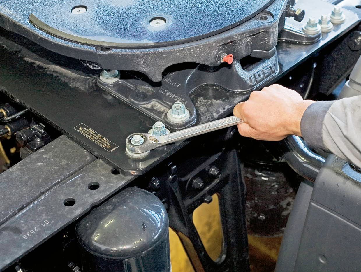 Hazet 606-16 Ratcheting Combination Wrench