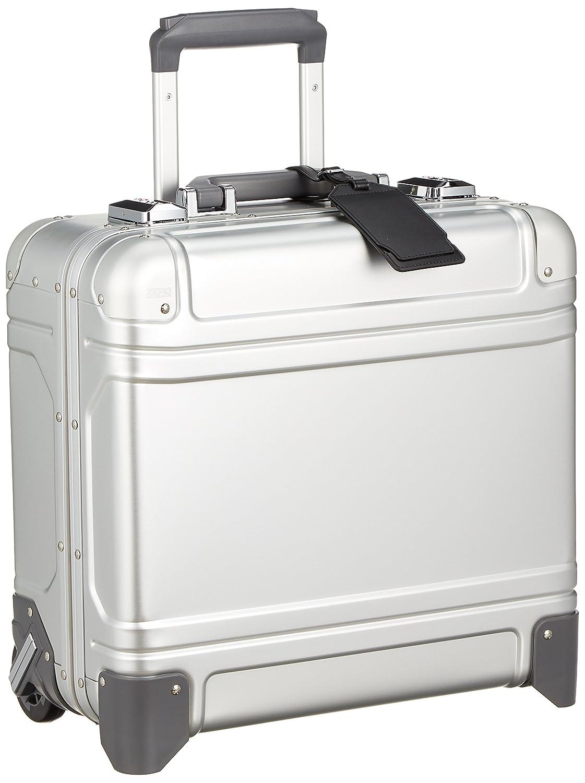 [ゼロハリバートン] スーツケース GEO Aluminum 3.0 機内持込可 保証付 29.0L 42cm 5kg 94264 B078GVDZ6Wシルバー