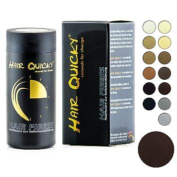 Hair Quicky® Premium, cabello escaso, cabello disperso, polvo capilar, relleno de