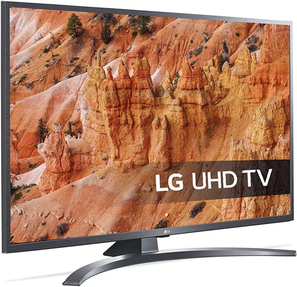 LG - Tv-Led-1651-Cm-65-Lg-65Um7400-Uhd-4K-Smart-Tv: Amazon.es ...