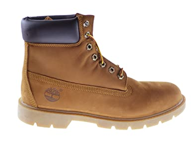 ba28982550f Timberland 6 Inch Basic Men's Boots Rust 19076