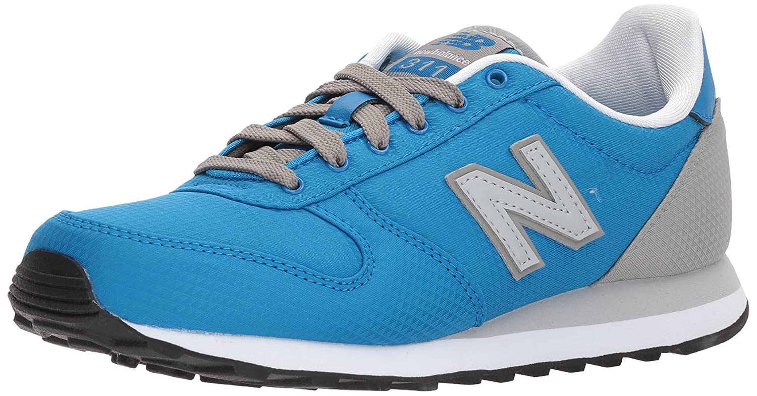 New Balance Men's 311V1 Sneaker 7 D(M) US|Blue/Marblehead