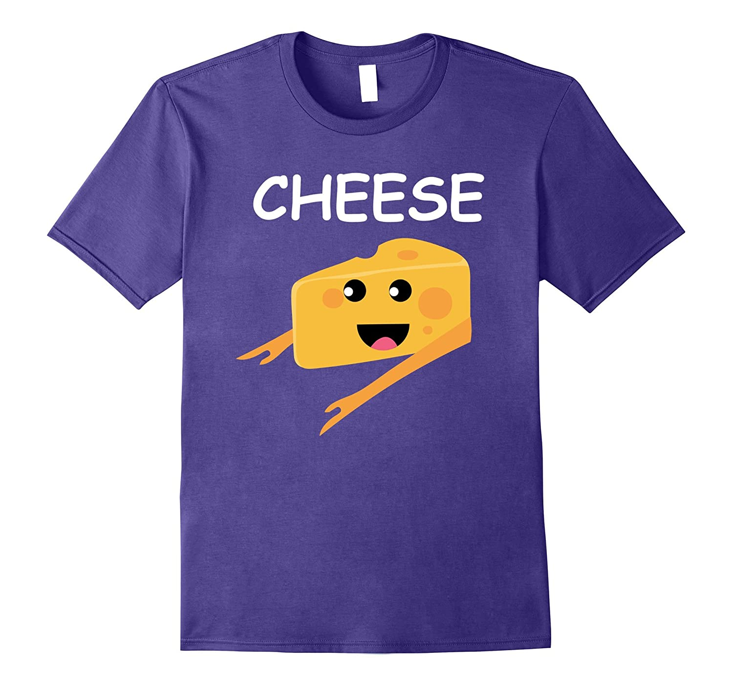 Matching Halloween Shirt Ham and CHEESE Costume for Couples-Rose