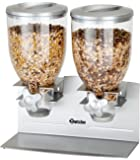 Bartscher Distributeur de céréales double