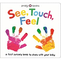 See Touch Feel: First Sensory Book