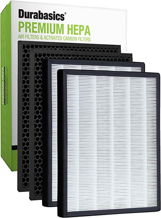 6-Pack Replacement Air Purifier filter for Levoit LV-PUR131S