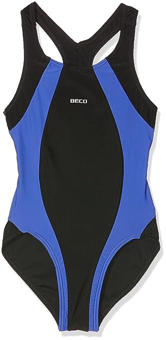 8af4dc4e533c Beco Mädchen Schwimmanzug Aqua  Amazon.de  Sport   Freizeit