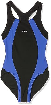 893c376630814 Beco Mädchen Schwimmanzug Aqua: Amazon.de: Bekleidung