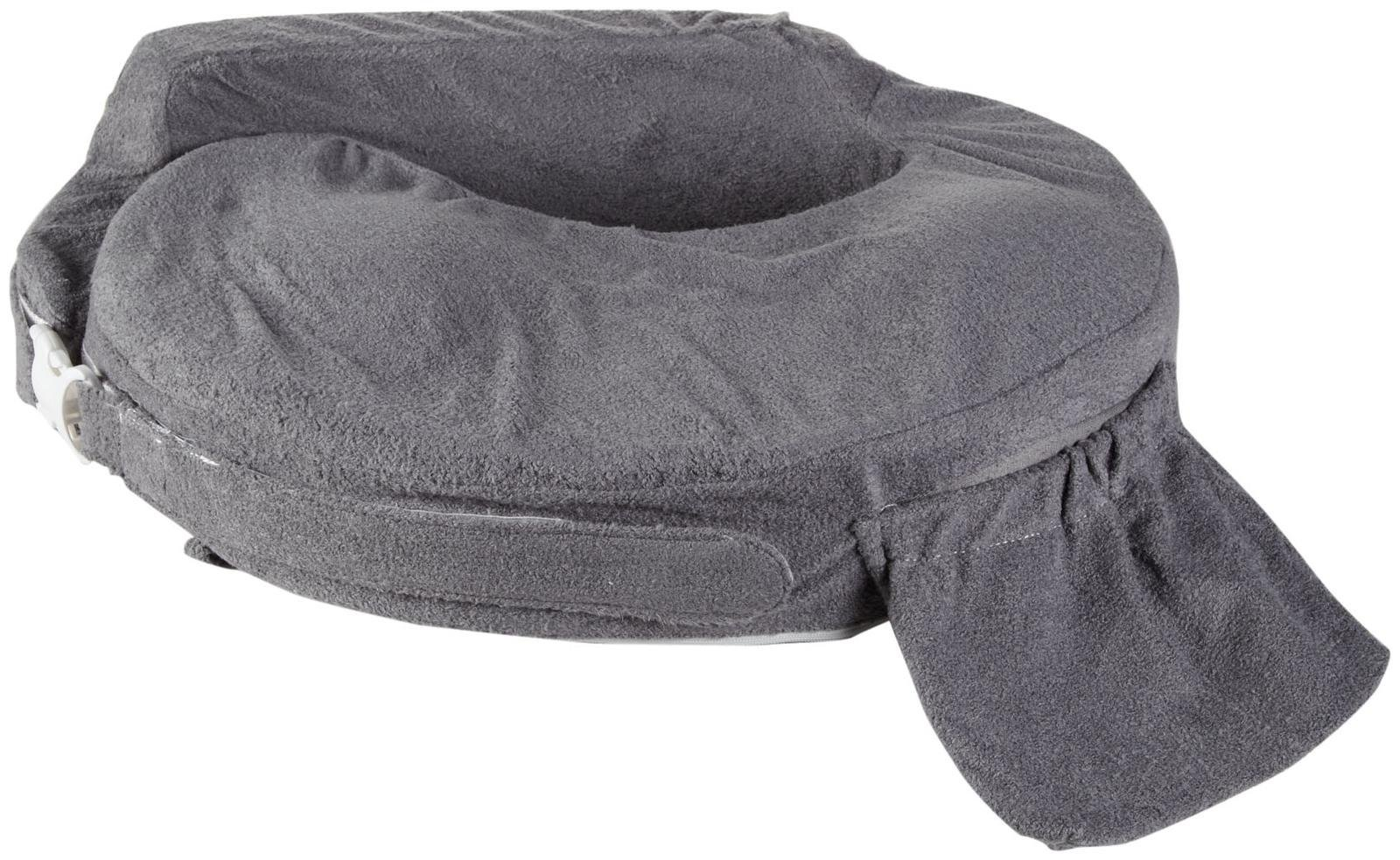 My Brest Friend Deluxe Nursing Pillow for Comfortable Posture, Evening Grey by My Brest Friend