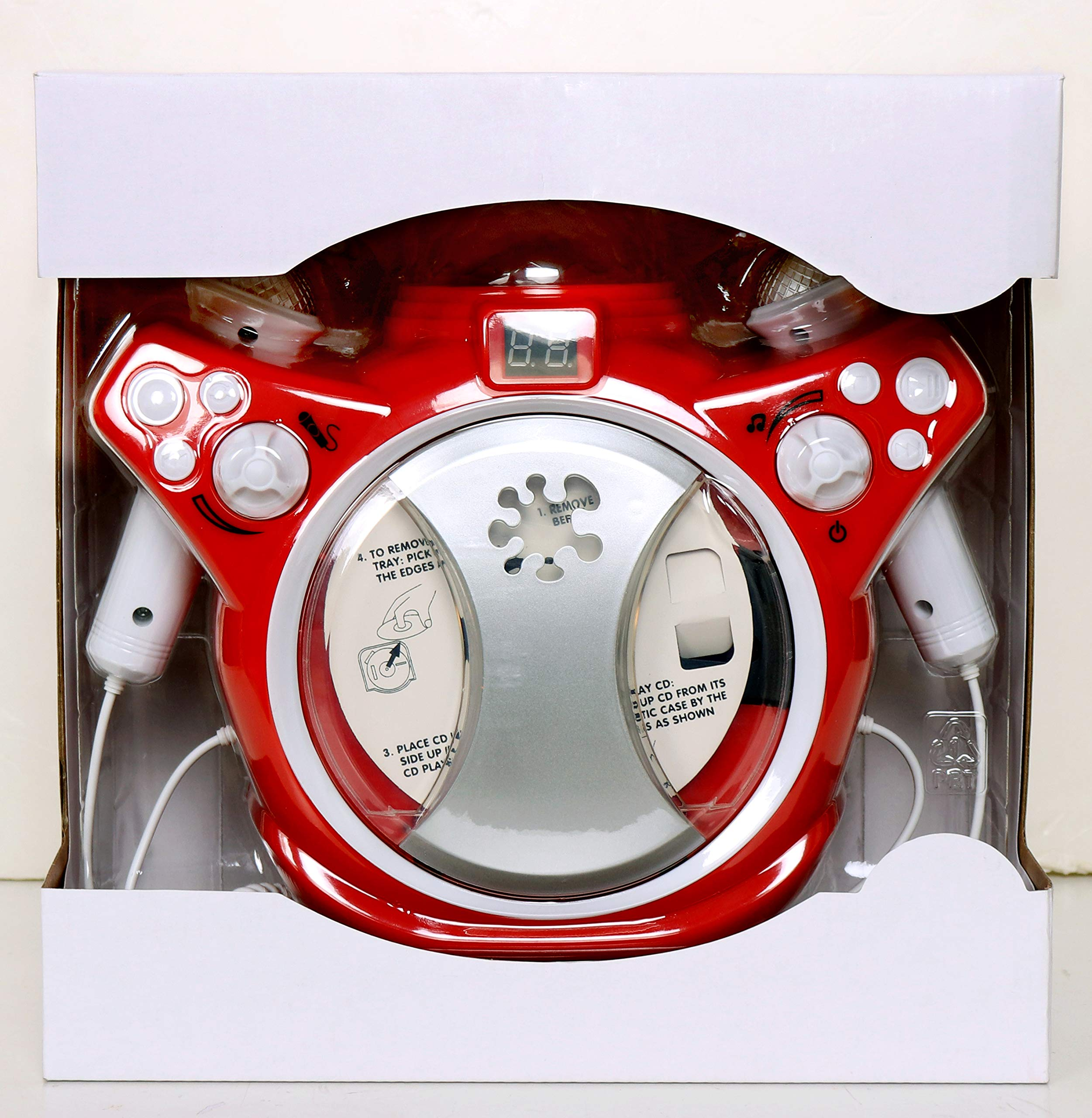C.Z Kids Karaoke CD Player Listen or Sing Along to Your Favourite Songs by C.Z (Image #5)