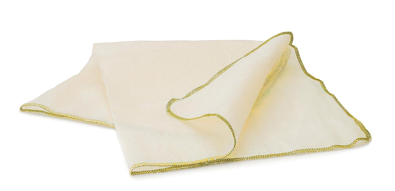 IBILI Classic - Paño de Muselina, 50 x 50 cm, algodón, Blanco, 50 x 50 x 30 cm: Amazon.es: Hogar