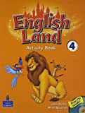 English Land  Level 4 Activity Book with CD
