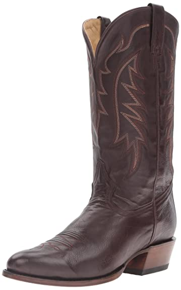 Stetson Men's Ficcini allover Western Boot, Brown, ...