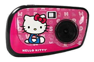 Sakar 83009 - Hello Kitty 2.1 Megapixel Fotocamera Digitale