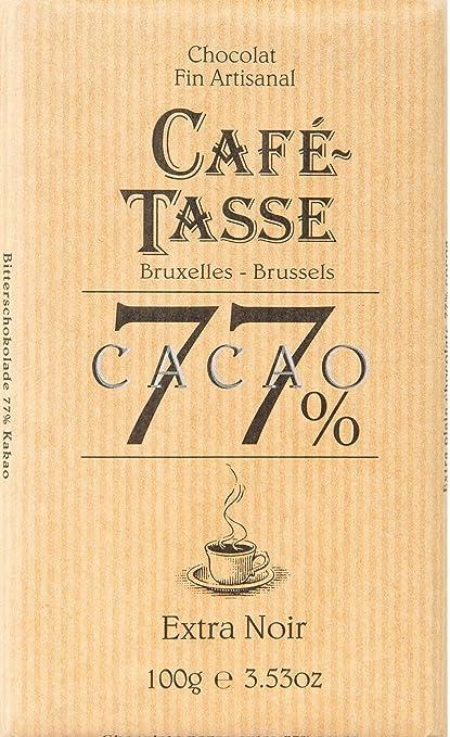 カフェタッセ カカオ77% 100g