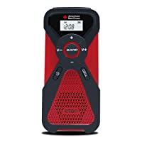 Deals on Eton American Red Cross, Weather Radio, w/Smartphone Charger
