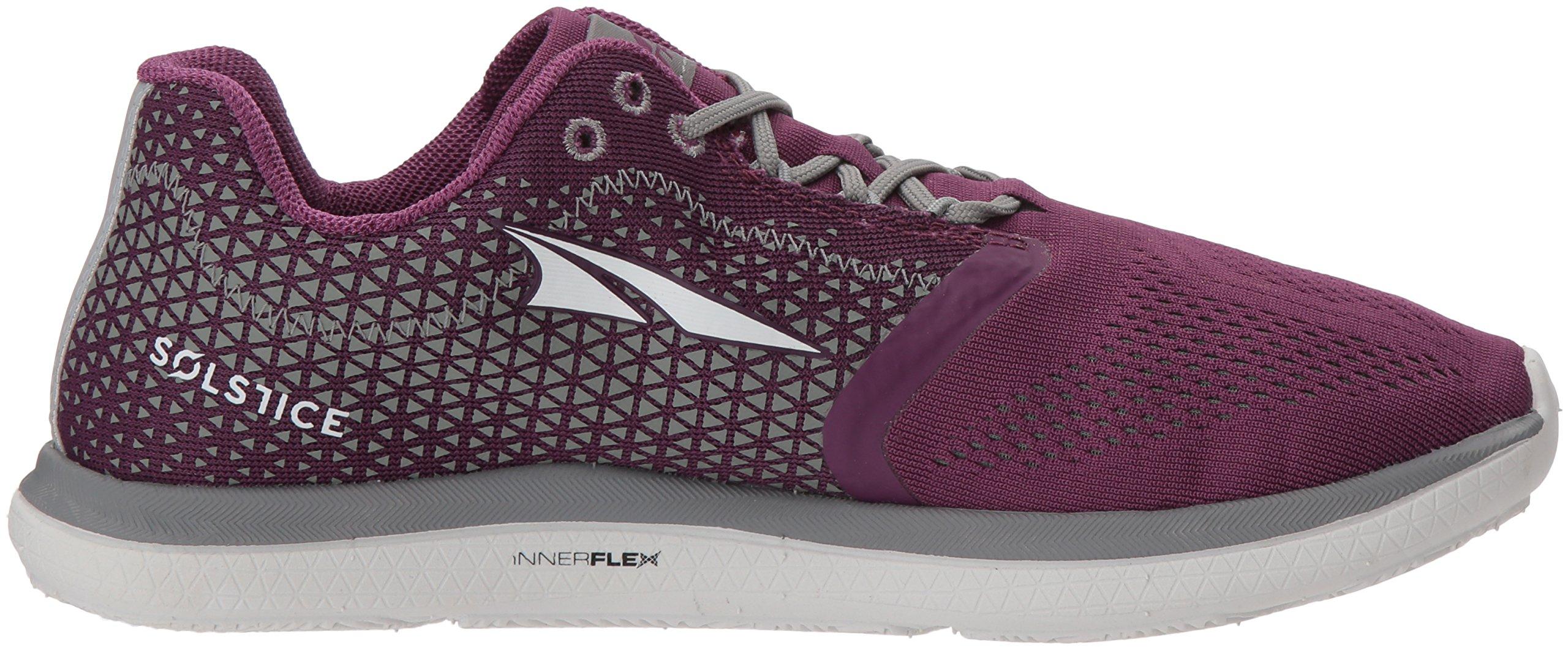 Altra Women's Solstice Sneaker, Purple, 5.5 Regular US by Altra (Image #6)
