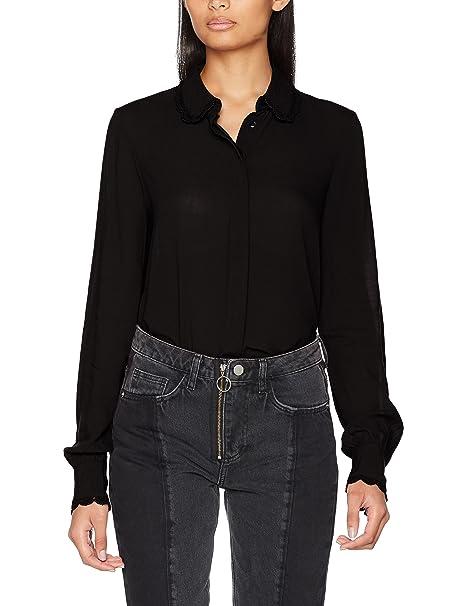 Vero Moda Vmlucy L/S Shirt, Blusa para Mujer: Amazon.es: Ropa y accesorios
