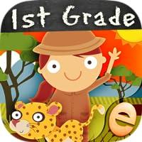 动物一年级数学游戏为孩子搭配技巧:最好的幼儿园,第一和第二年级数,数数,加减法游戏活动男孩和女孩