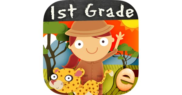 Amazon.com: Animal First Grade Math Games for Kids with Skills ...
