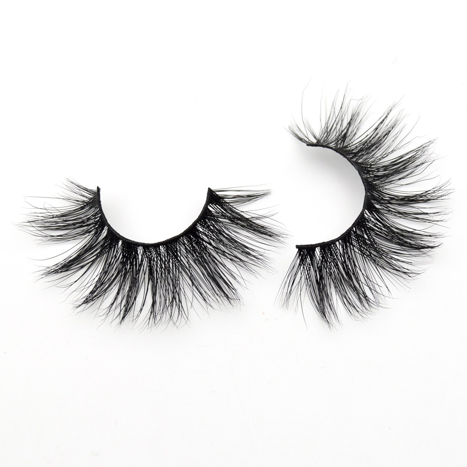 False Eyelashes 8 Different Styles Sexy 100% Handmade 3d Mink Hair Beauty Thick Long Fake Water Eyelashes False Eyelashes Eyelashes High Quality Rich And Magnificent Beauty Essentials