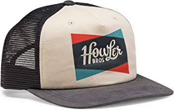 3c72aeb679e6a Howler Brothers Electric Stripe Snapback Trucker Hat