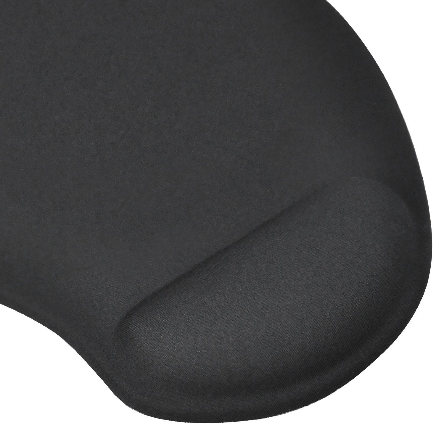 Lifeyz Mouse Pad Anti-slip Comfort Mouse Mat with Gel Wrist PC Rest Support for Laptop PC Wrist (Negro) b5bb14