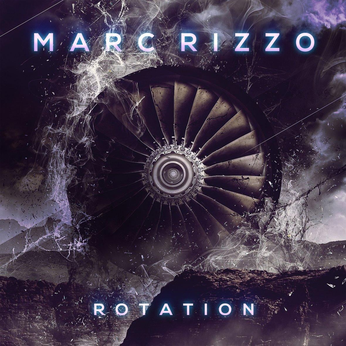 CD : Marc Rizzo - Rotation (CD)